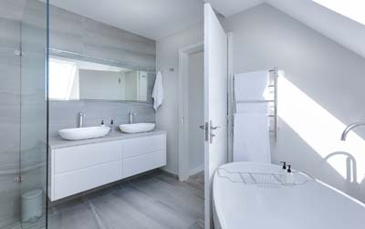 Aménagements de salle de bain