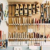 Aménagement du garage