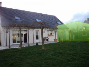 Création d'une extension à ossature bois _ Avant-Projet