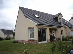 Extension traditionnelle d'une maison en Picardie - Avant