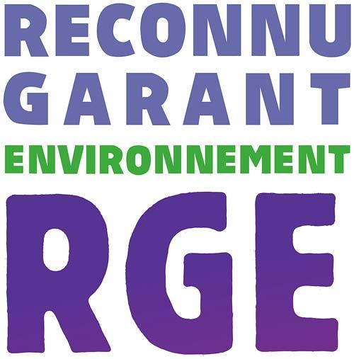 Label RGE : Reconnu Garant de l'Environnement