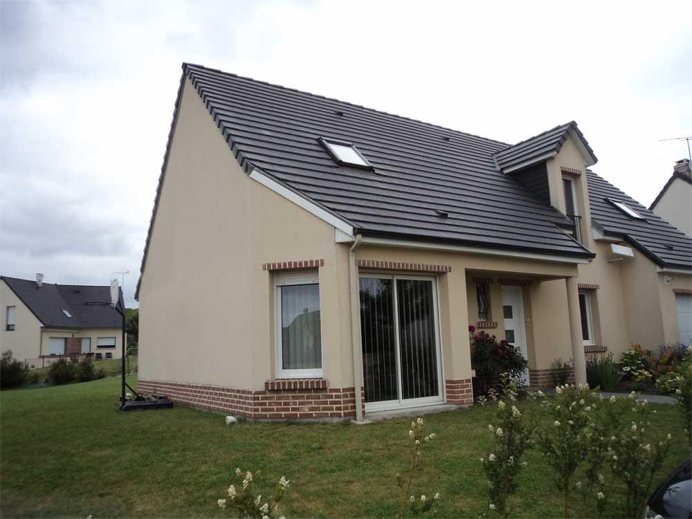 Maison à agrandir initiale