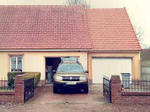 Création d'une extension de garage accolée