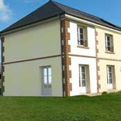 Extension de maison avec étage