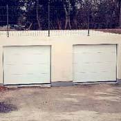 Extension de garage double