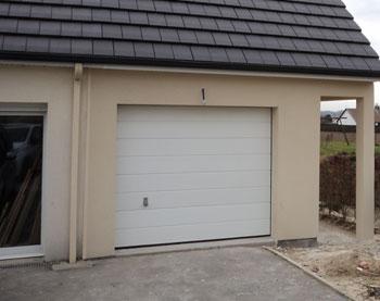 Réalisation d'une extension de garage accolé