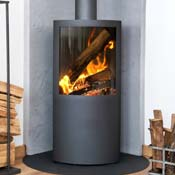 Remplacement de chauffage par un poêle à bois