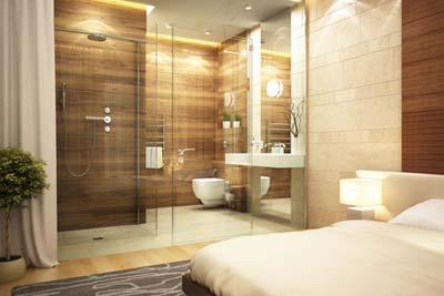 Rénovation de chambre avec salle d'eau